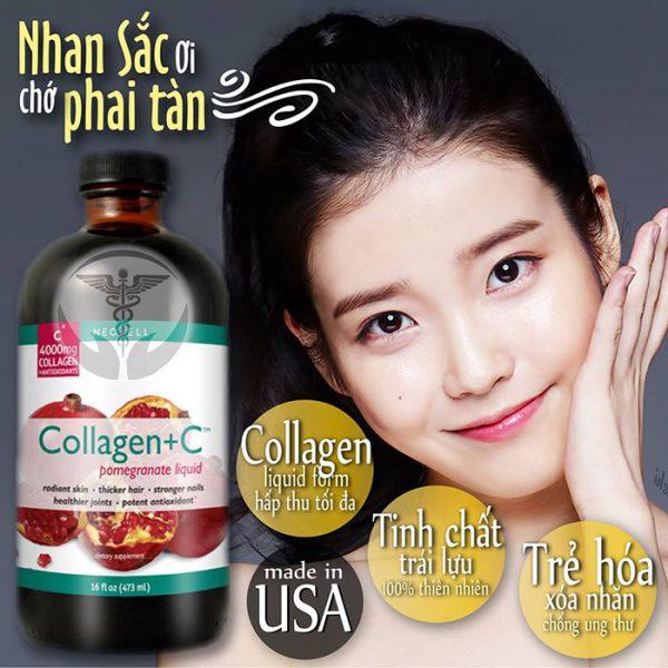 Collagen lựu là gì