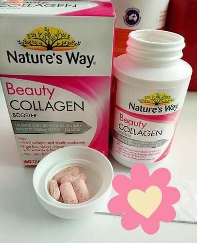 Beauty Collagen Booster Nature's Way