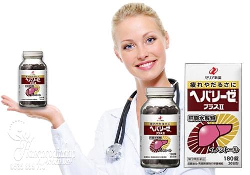 liver hydrolysate 180 viên
