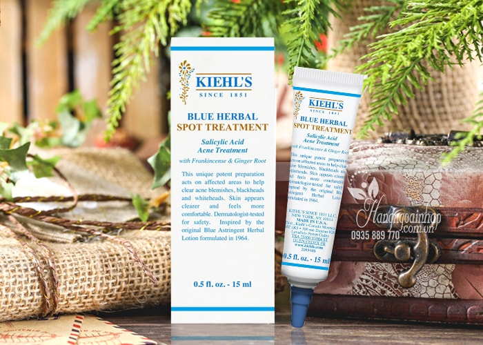 Kem-tri-mun-than-thanh-Kiehls-Blue-Herbal-Spot-Treatment-15ml-cua-my