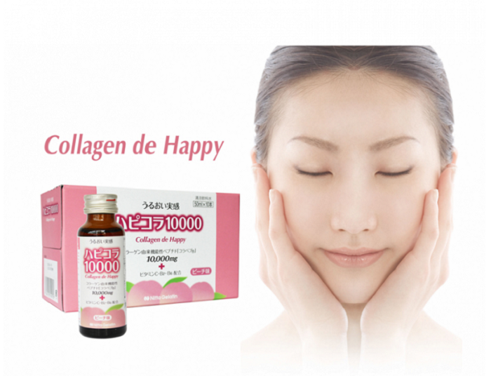 Collagen De Happy Của Nhật Bản 1