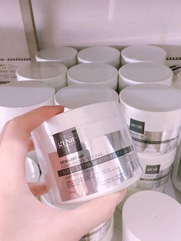 Kem ủ trắng face genie có tốt không?